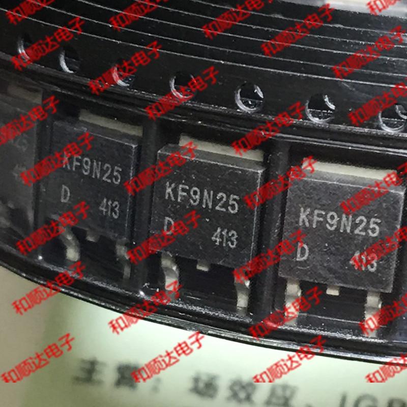 Original nuevo/5 uds/KF9N25 KF9N25D-252 250V 7.5A