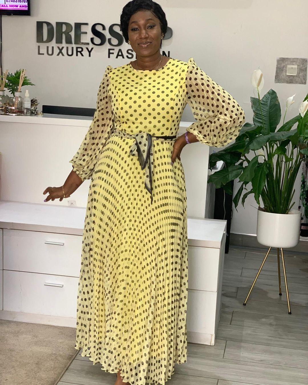 نمط جديد الأفريقي موضة الملابس النسائية Dashiki الشيفون النسيج طباعة فستان طويل الحجم L XL XXL FT742