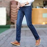 jeans mens jeans slim pants straight pants mid waist four seasons long pants mens work pants mens jeans
