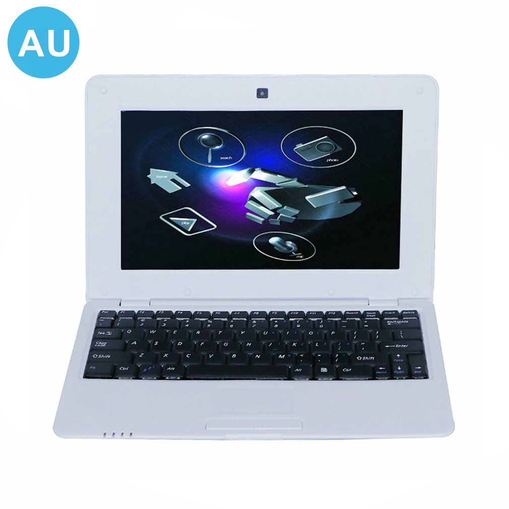 2021 NEW 10 Inch Android 5.1 Actions Quad-core S500 Laptop Android Netbook Computer 1+8G Portable Notebook Laptop