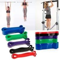 fitness leather resistance bands elastic belt strength yoga tension belt strength hips leg pull rope fitness equipment