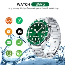 The new fashion water ghost stainless steel strap smart watch phone business watch suitable for Role