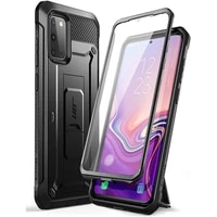 for samsung galaxy s20 5g case 2020 release supcase ub pro full body holster cover with built in screen protector kickstand