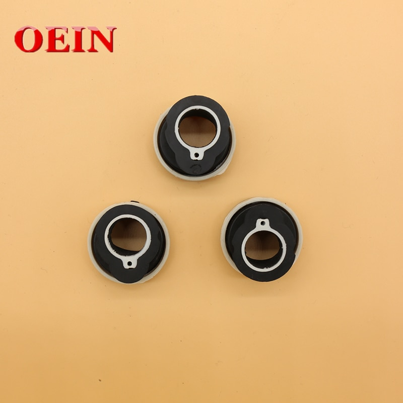 3Pcs/lot Intake Manifold Boot Rubber Parts Fit For STIHL MS180 MS180C MS170 MS170C 018 017 Gas Chainsaw Parts 11301412200 throttle choke rod intake manifold air filter breather kit fit husqvarna ms180 ms180c ms170 018 017 chain saw parts