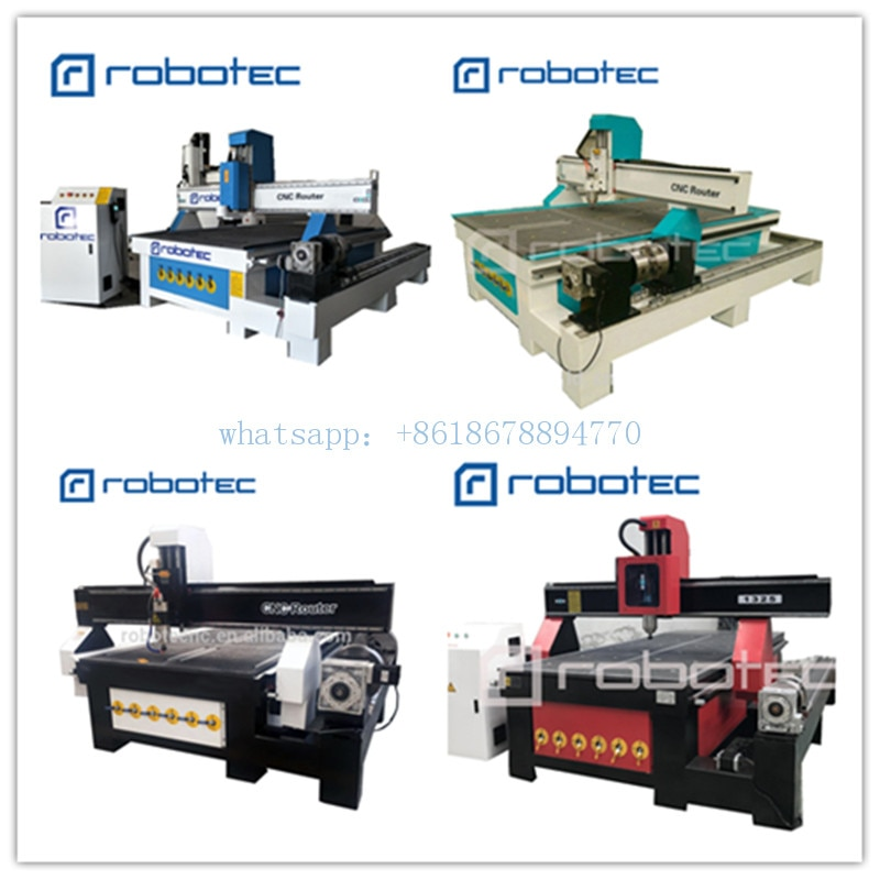 Cheap Price Wood Carving Machine/ 1325 CNC Router 4 Axis Wood Milling Machine/3D Metal Aluminum CNC Cavring Engraving
