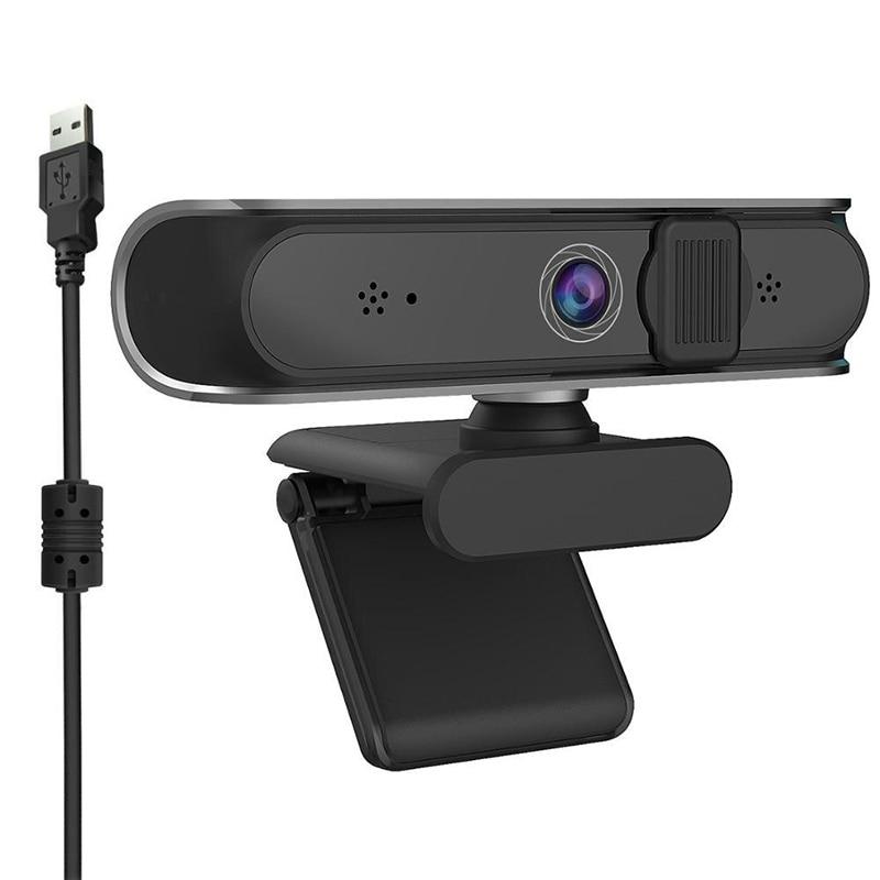 جيلي كومب-كاميرا ويب 1080 بكسل مع مرشح الجمال ، كاميرا ويب USB مع تركيز تلقائي ، ميكروفون مدمج لأجهزة الكمبيوتر المحمول ، فيديو يوتيوب ، كاميرا ت...
