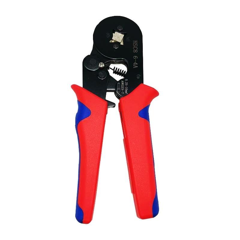 Terminal virola friso-Alicates de herramienta eléctrica, 0,25-10m2, herramientas de mano para encajes...
