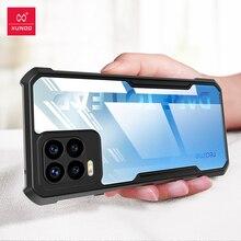 Чехол для Realme 8 Pro, противоударные подушки безопасности, прозрачная задняя защитная крышка для Realme 8, чехол бампер, чехол XUNDD