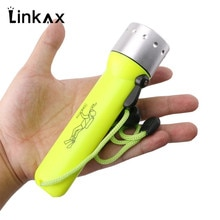 2000 lm Q5 LED wodoodporna latarka nurkowa latarka do nurkowania latarka podwodna latarka