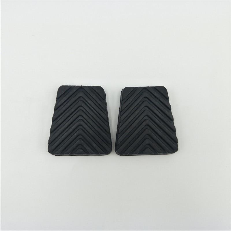 Cubierta de goma de Pedal de embrague de freno 32825-36000 para Hyundai IX35 Accent Sonata Santa Fe H100 para Kia Rio Optima