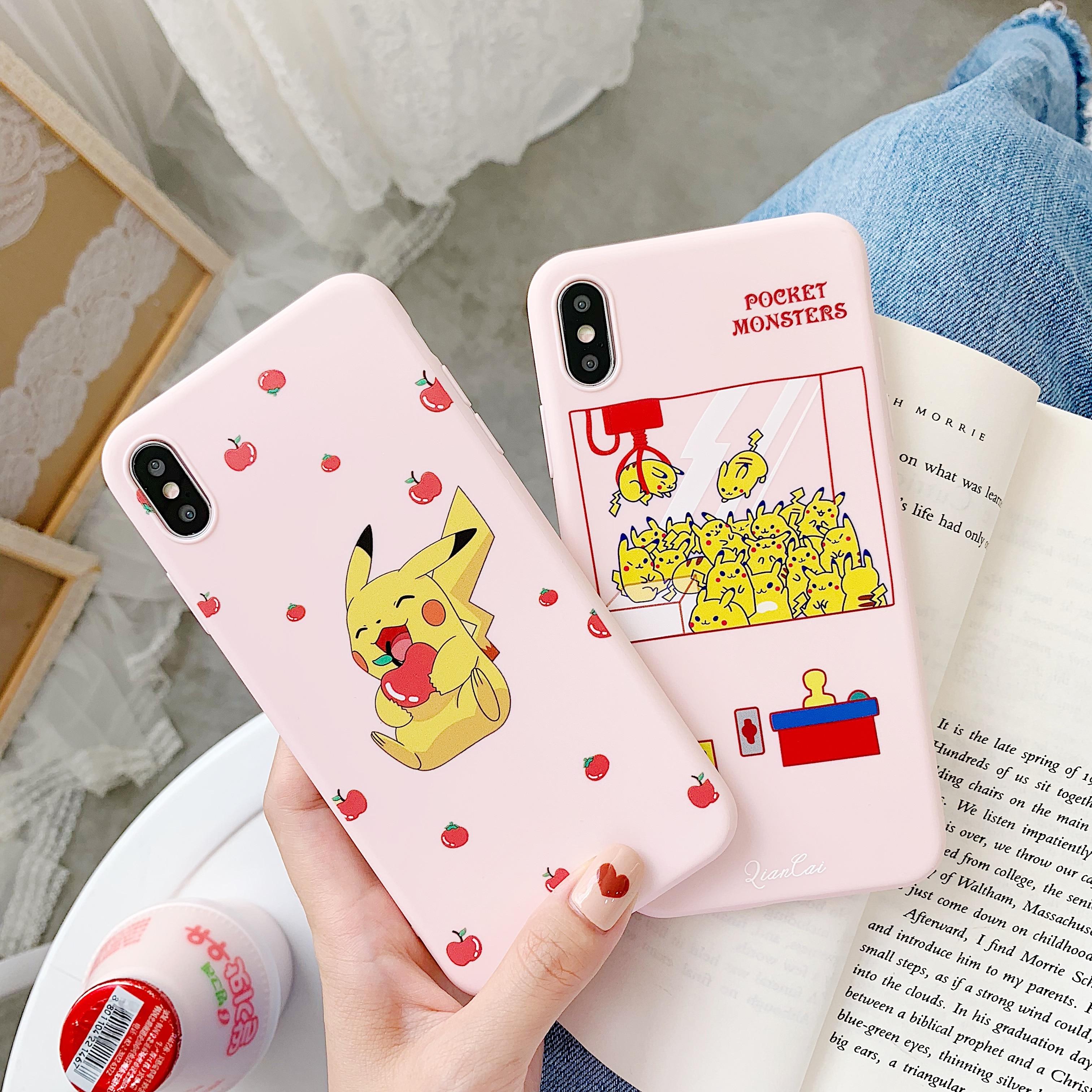 De dibujos animados divertido caso de teléfono para Samsung S10 más S10E S9 S8 S7 borde S6 A80 A70 A50 A30 A9 A7 A8 A5 Nota 9 8 10 lindo suave de la contraportada