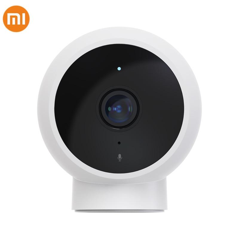 2020 nouveau Xiaomi mijia AI caméra IP intelligente 1080P IP65 étanche full HD qualité infrarouge Vision nocturne 170 degrés super grand angle