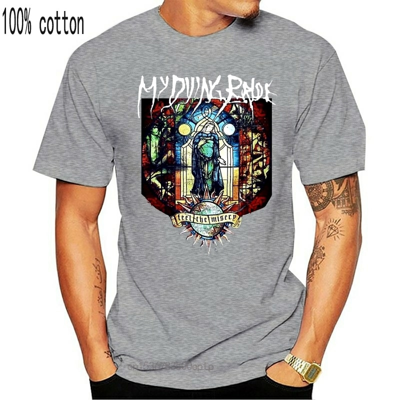 Футболка с надписью «My KILLING Bride Feel The страдания», футболка размеров S, M, L, XL, футболка с металлическим ремешком