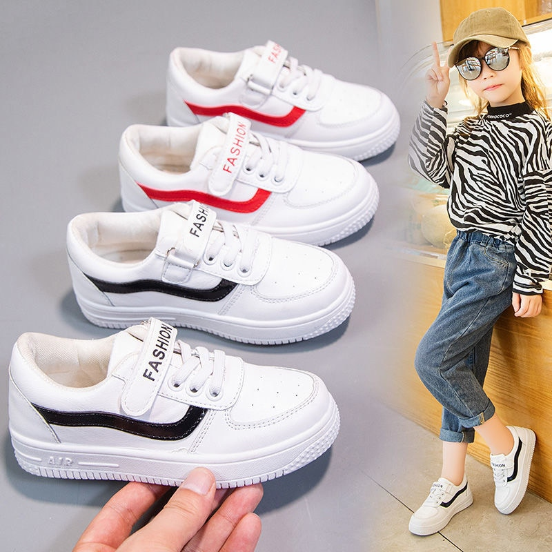 Children's  Shoes Spring and Autumn New Boys and Girls Korean Primary School Students Casual Non-sli