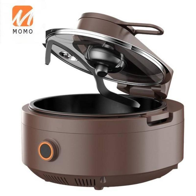 التجاري 3.5kw روبوت كهربائي ماكينة طهي/التلقائي المقلية ماكينة أرز