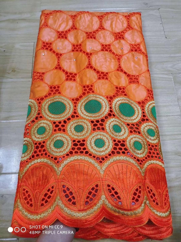 Tissu dentelle bazin riche getzer material de encaje bordado para mujeres africanas bazin brodé bazin riche tela 5 yardas
