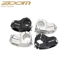 Potence de vélo Zoom vtt descente 30 degrés cross country DH FR XC BMX VTT vélo 31.8 50MM court pour guidon AM