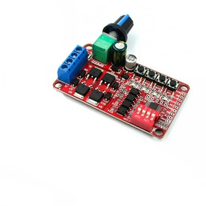 DC motor forward and reverse controller speed control drive board upper computer process automatic control ZT2
