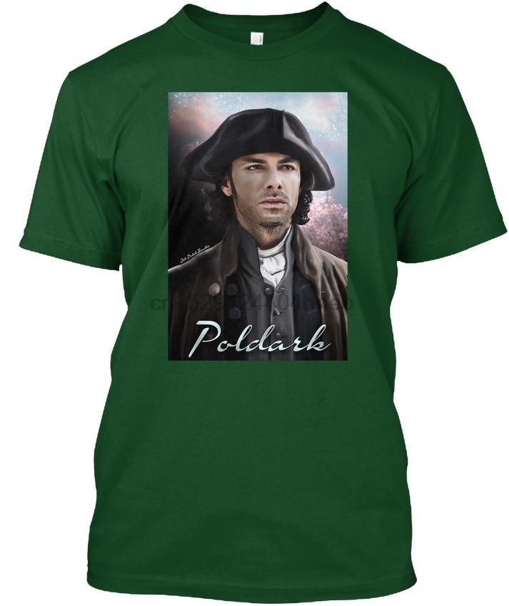 Ross Poldark Popular de Gran Tee camiseta