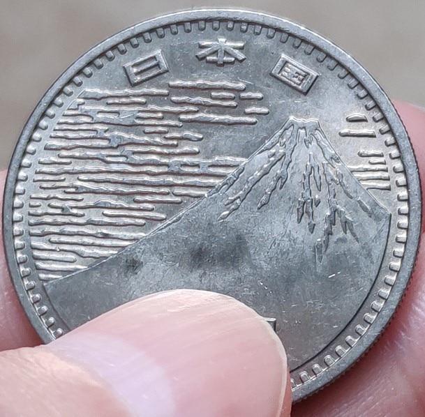 Exposición de Japón Osaka 1970 de 28mm, 100% moneda conmemorativa auténtica, colección Original