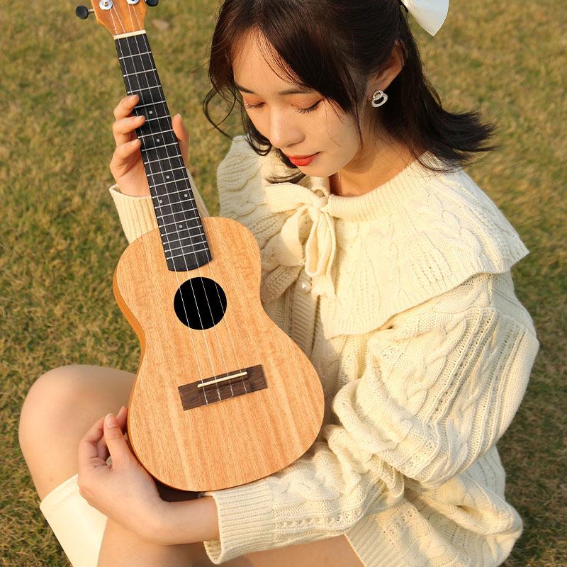 Carbon Fiber Ukulele Wooden Portable Children Classical Adults Practice Acoustic Guitar Music Musique Musical Instruments