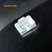 Xburstcar Car Rear Seat Buckle Back Cushion Clips Fit for Peugeot 301 2008 for Citroen Elysee 2014 - 2019 Parts