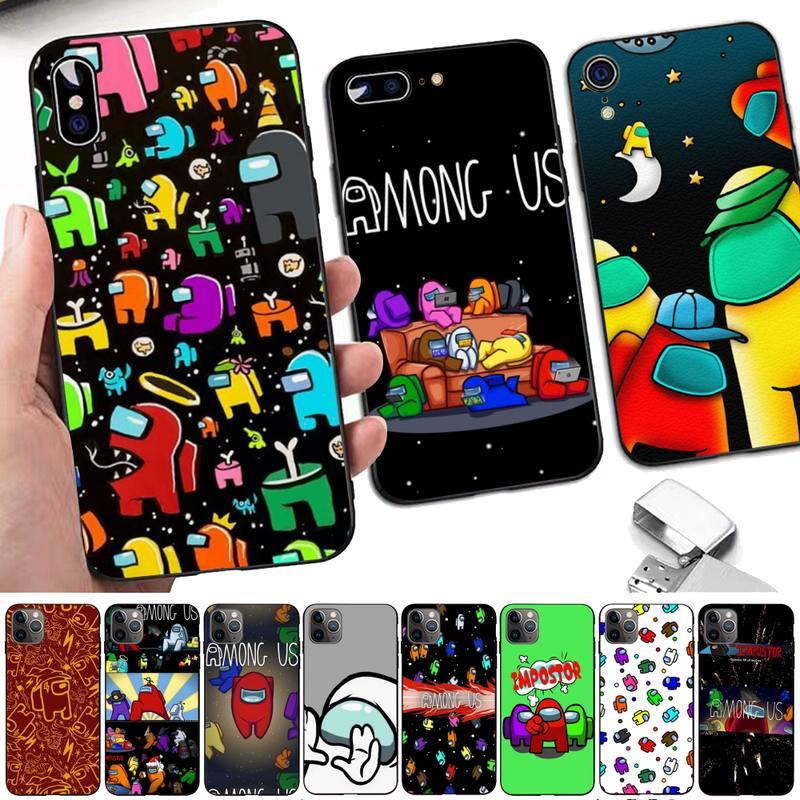 Yinuoda среди США чехол для телефона iPhone 8 7 6 6S Plus X 5S SE 2020 XR 11 12 pro XS MAX