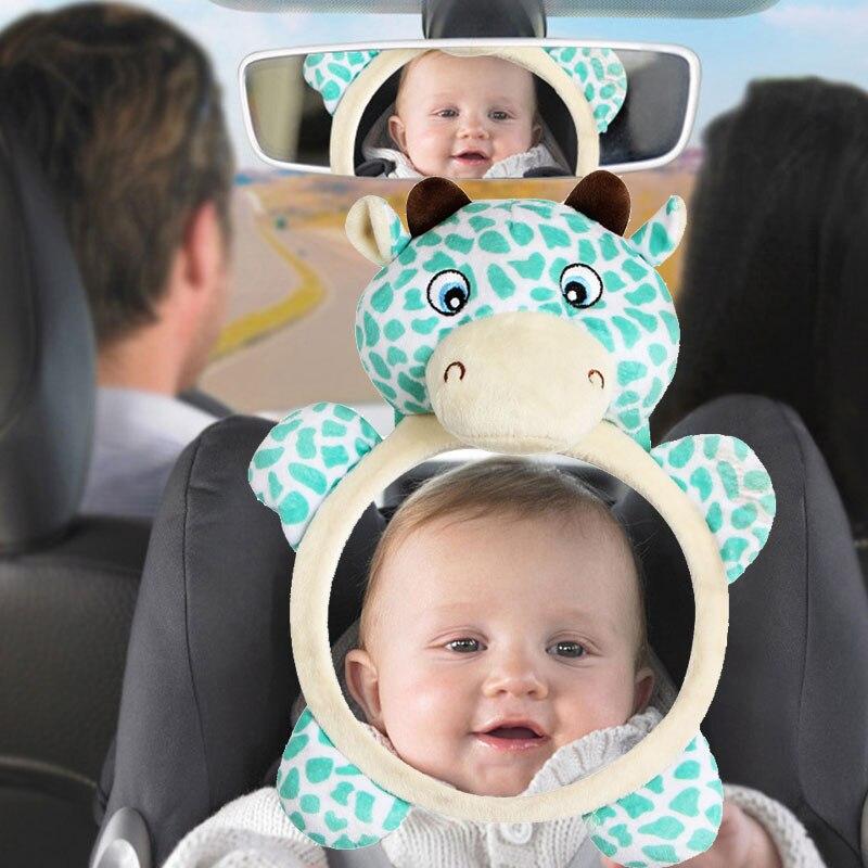 Автомобильные аксессуары, детские автомобильные зеркала, зеркало заднего сиденья для малышей, уход за ребенком, монитор безопасности, зерк...
