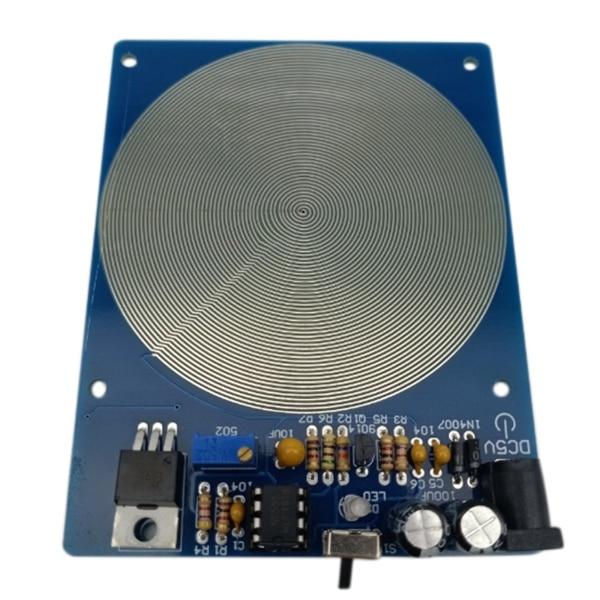 Générateur dondes pulsées Ultra-basse fréquence DC 5V 7.83HZ o résonateur avec boîte