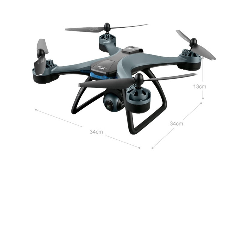 F5 Pro Drone 6K HD Dual Camera WiFi FPV 2.4G / 5.8G GPS Hold Arm Wide Angle-Altitude Mode Type Foldable RC Quadcopter Toys Gift enlarge