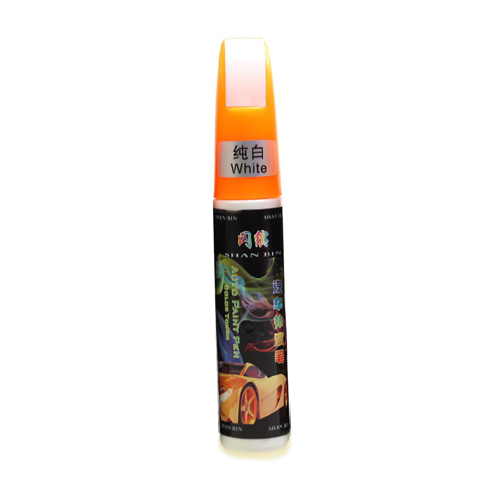 Автомобильная ручка для покраски из органического материала, устойчивая к царапинам, долговечная ручка для ремонта царапин для поверхност...