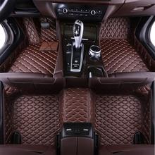 Custom car floor mats for Mazda All Models cx5 CX-7 CX-9 RX-8 Mazda3/5/6/8 March May 323 ATENZA car styling floor mat