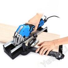 Scie circulaire électrique multifonctionnelle scie électrique outils électriques outil rotatif lames de scie circulaire pour bois/pierre/métal