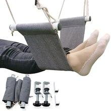 الإبداعية مكتب قدم أرجوحة القدم كرسي العناية أداة القدم أرجوحة في الهواء الطلق الراحة المهد المحمولة مكتب القدم أرجوحة قدم صغيرة الراحة