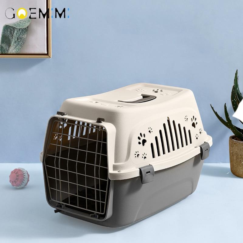 Transporte aéreo para gatos, caja de exterior para perros y mascotas transpirable, bolsa para gatos aprobada por la aerolínea, bolsas de transporte para perros pequeños
