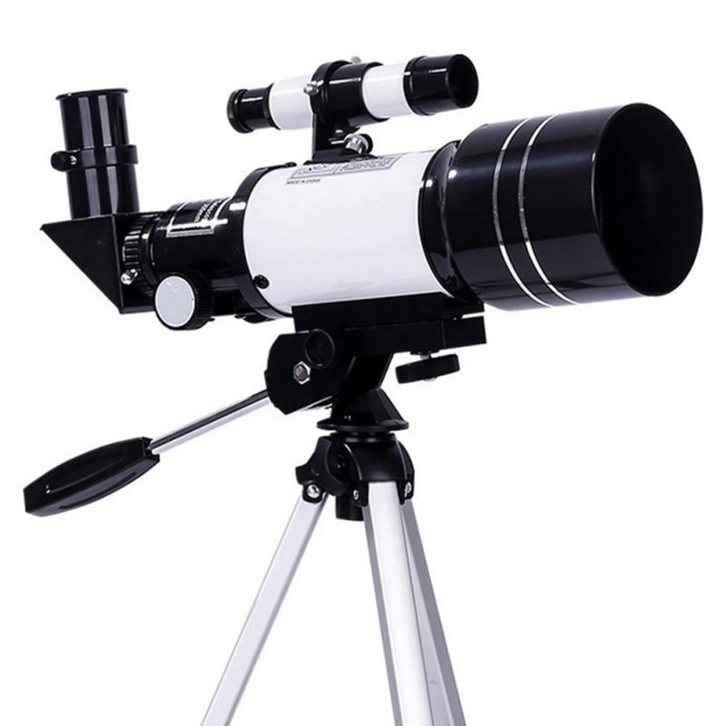 30070 Astronomical Telescope Binoculars Zoom Outdoor HD Night Vision 150X Refractive Deep Space Moon Astronomical Telescope