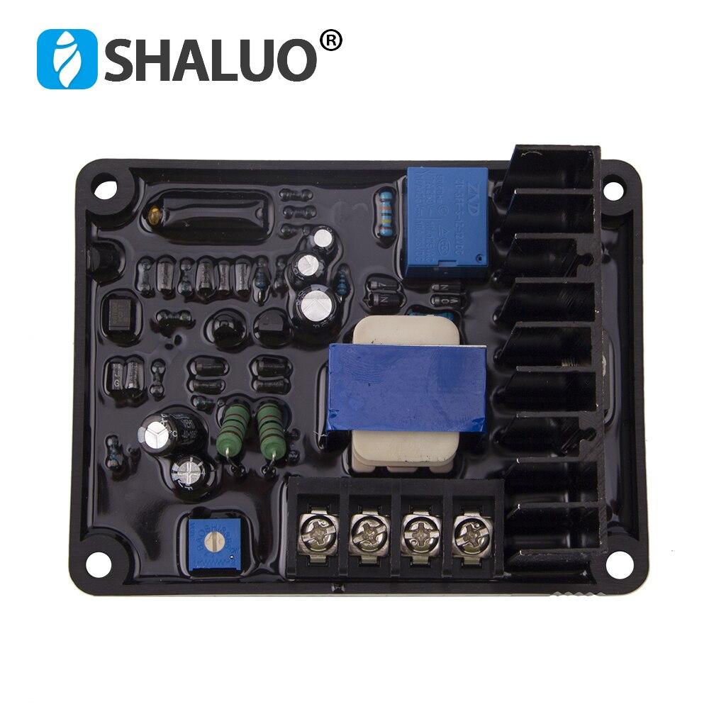 GB160 AVR para generador, regulador de voltaje automático