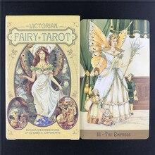 Cartes fée tarot Oracle, cartes de jeu pour fête, à pont, en stock, nouvelle collection 2020