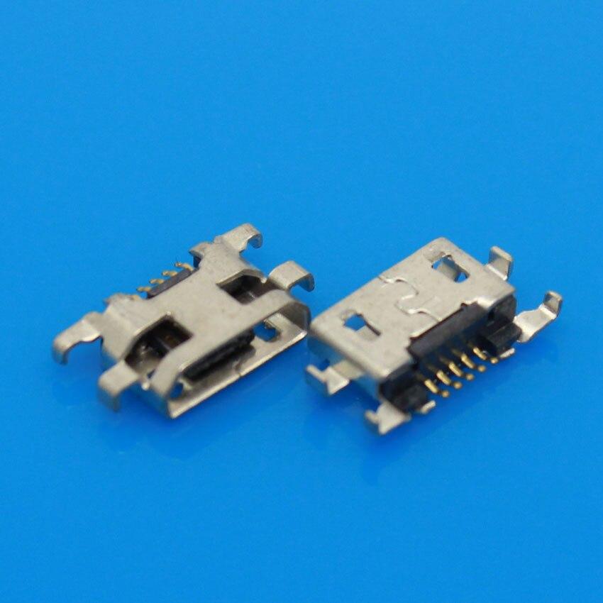JCD-Conector Micro USB Dc, puerto de carga para Nokia lumia 625 1320/Sony...