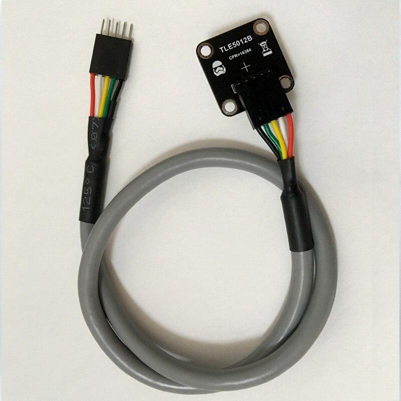 التشفير المغناطيسي TLE5012B استبدال AS5047 AMT102 مع ODrive