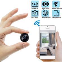 Sailvde 1080p HD мини IP камера, Wi Fi, Камера Беспроводной безопасности удаленного мониторинга Ночное видение не сковывающая движение обнаружения с Камера