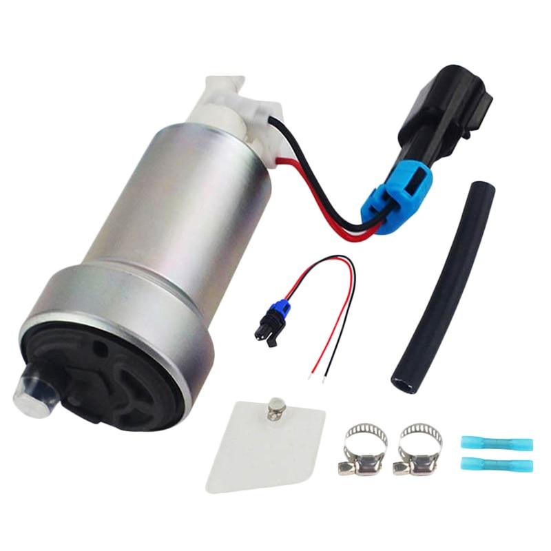 Nuevo Kit de instalación de bomba de combustible de alto rendimiento 450Lph F90000267 para E85
