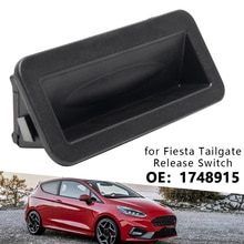 Interrupteur douverture de coffre de hayon pour Ford Focus Fiesta c-max s-max Galaxy Mondeo Kuga 6M5119B514AD relais de commutateur de voiture noir