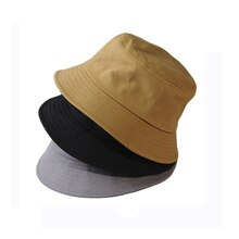 Spasil, protector solar de verano Unisex, ala ancha, sombrero de cubo, Parche de letra, gorra de protección UV, gorra de pescador para padres e hijos, 1 pieza
