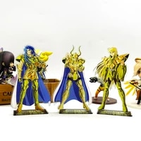 saint seiya zodiac saga shura shaka acrylic stand figure model plate holder cake topper anime japanese