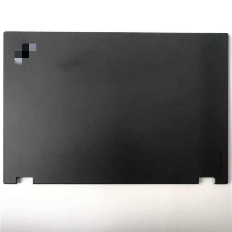 جراب كمبيوتر محمول Lenovo ThinkPad L560 L570 ، غطاء علوي LCD مع لوحة شعار AP1DH000800