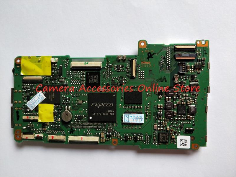 لوحة الدائرة الرئيسية الكبيرة, اللوحة الأم توجو PCB قطع غيار لنيكون D600 SLR