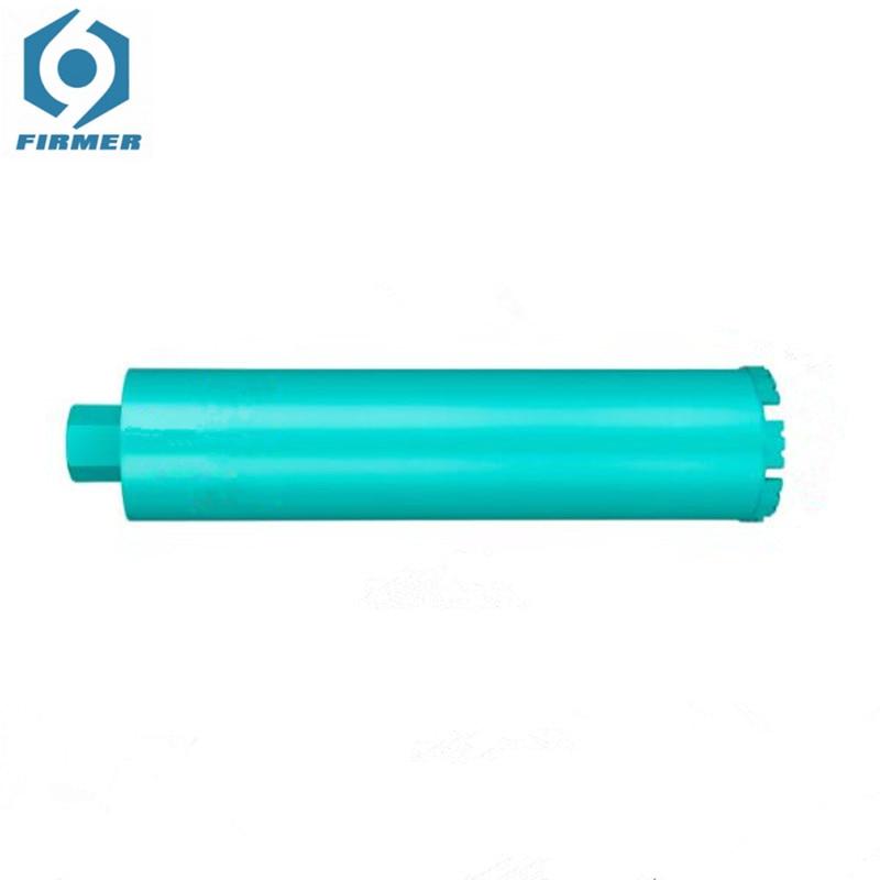 M22 Thread Drill Bit Air Conditioning Pipe Open Hole Diamond Concrete Core Through The Wall Diamond Wet Bit Brocas para
