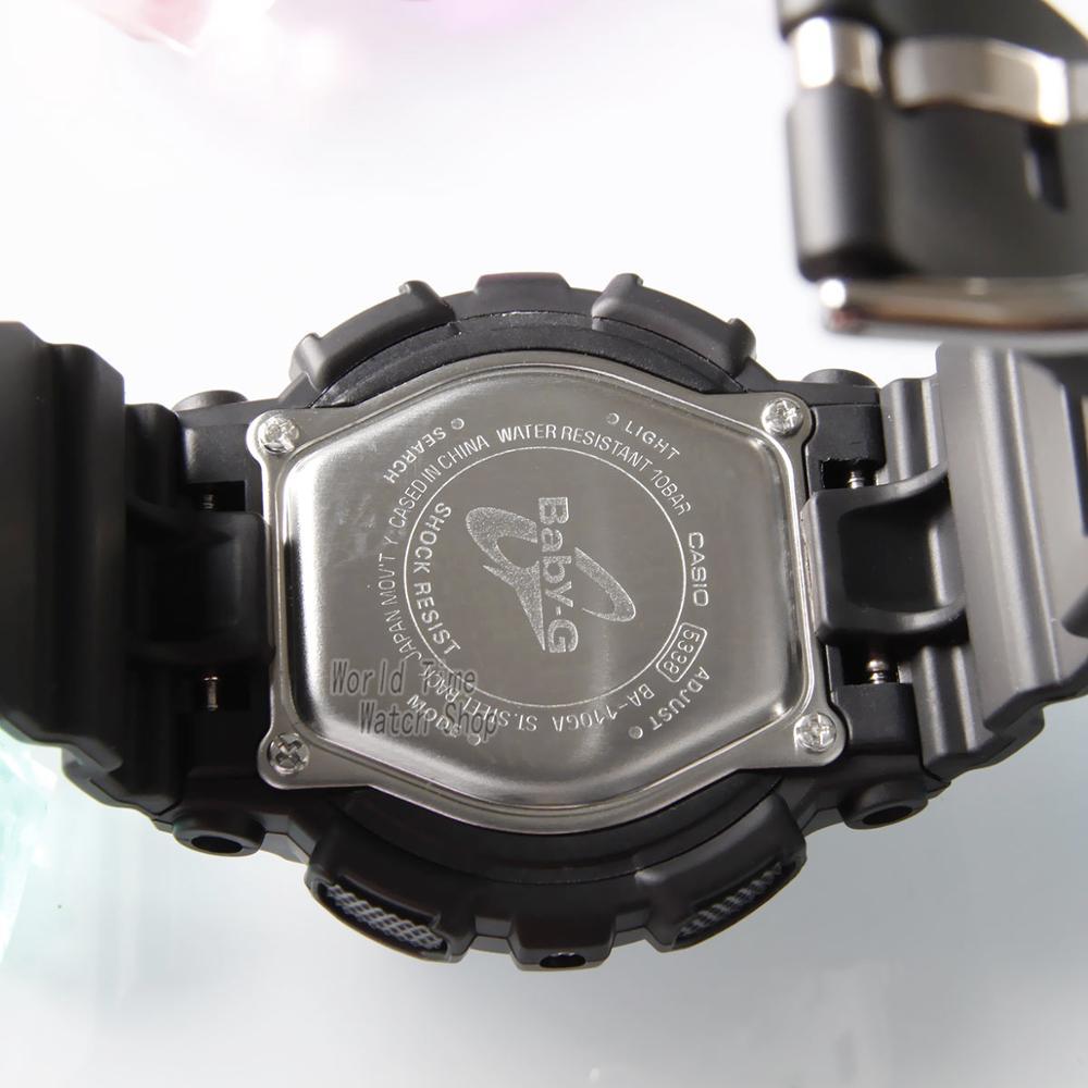Casio watch women top brand luxury set g shock Waterproof Sport quartz Watch Luminous LED digital women watches BABY-G reloj enlarge