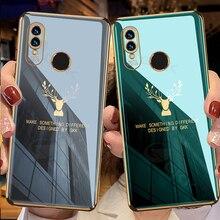 GKK Luxury Plating Soft Case For Huawei Nova 3 3i 3e 4 4e P20 P30 Lite Case Protective Cover For Hua